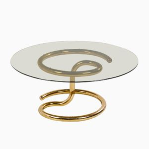 Anaconda Coffe Table by Paul Tuttle for Strässle, 1970s