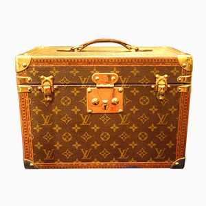 Travel Vanity Case from Louis Vuitton, 1980s
