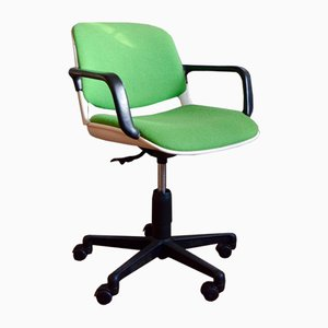 Comforto Office Chair from Mobilier International, 1980s