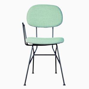 40+10 Chair in Aquamarine by Maurizio Navone