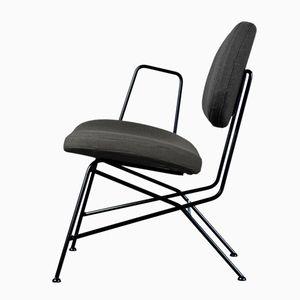 40+10 Stuhl in Schwarz von Maurizio Navone für RestartMilano