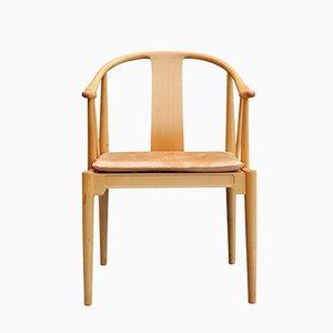 Chinese Chair Modell 4283 von Hans J. Wegner für Fritz Hansen, 1989