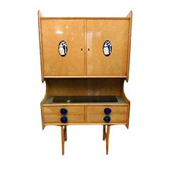 Mid-Century Cabinet by Ico Parisi, 1950s