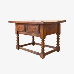 Antique Spanish Low Table