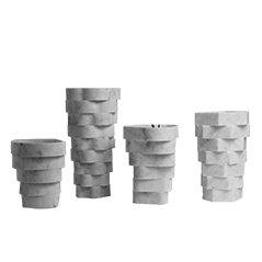 Little Gerla Vase Größe S von Paolo Ulian & Moreno Ratti