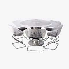 Space Age Dining Set from Guzzini