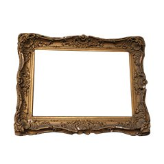 Antique Louis XV Gilded Frame