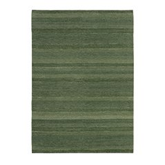 Gamba Olive Wool Rug by Jan Kath Design