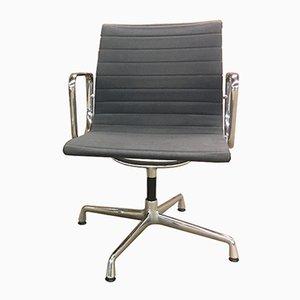 EA 108 Aluminium Stuhl von Charles & Ray Eames für Vitra, 1980er
