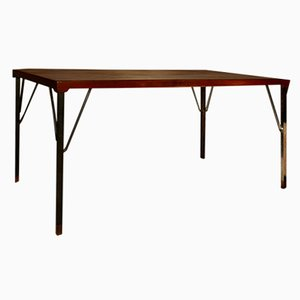 Desk by Peter Hvidt for Söborg Möbler, 1955