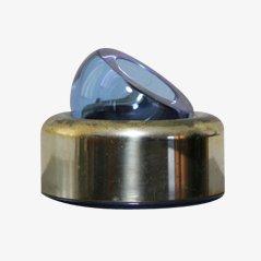 Kristallglas Aschenbecher von Joe Colombo, 1968