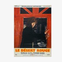 Poster de Film Le Désert Rouge par Michelangelo Antonioni, 1964