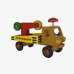 Dekorativer Vintage Kinder Spielzeuglaster