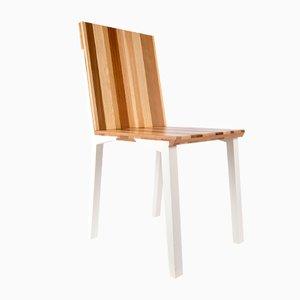 One Hundred Woods Stuhl von Marco Caliandro
