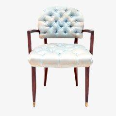Art Deco Armchair by Jules Leleu
