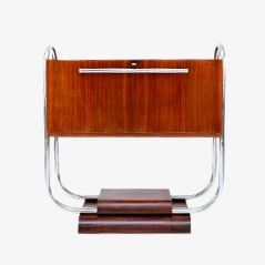 Art Deco Style Bar Cabinet by Rene Herbst