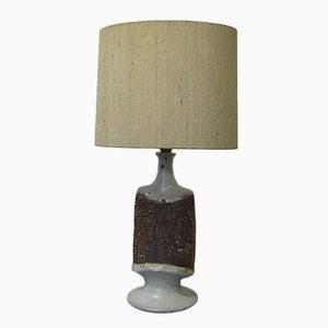 Vintage Keramik Tischlampe