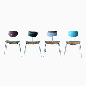 Chaises de Salon, Set de 4