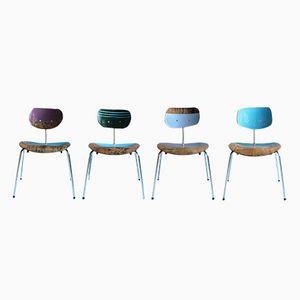 Esszimmerstühle von Markus Friedrich Staab, 4er Set