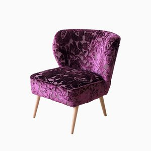 Purple Chubby Club Chair by Designers Guild and Photoliu, 2015