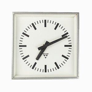 Orologio da tavolo quadrato di Pragotron