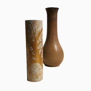 Ceramic Vases, Set of 2