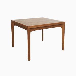 Tavolino in teak di Henning Kjaernulf per Veljie Mobelfabrik