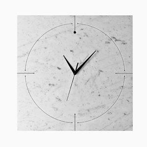 Orologio a muro Quadrondo di Paolo Ulian e Moreno Ratti