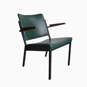 Vintage Easy Stuhl von W. H. Gispen für Emmein, 1962