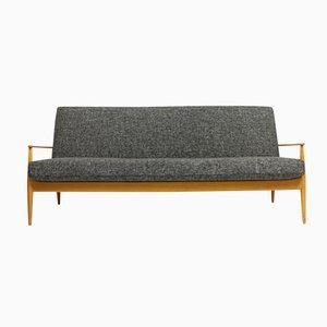 Dänisches Buchenholz Sofa von Grete Jalk für France & Søn