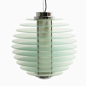 0024 Pendant Lamp by Gio Ponti for Fontana Arte, 1970s