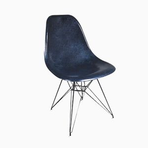 DSR Fiberglass Side Chair by Ray Eames for Herman Miller
