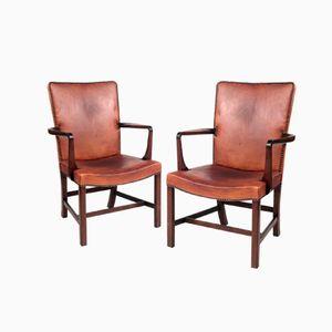 Armlehnstühle 5999 von Kaare Klint für Rud Raasmussen, 2er Set
