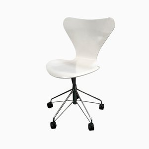 Butterfly Series 7 Swivel Chair by Arne Jacobsen for Fritz Hansen