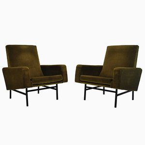 Modell 645 Sessel von ARP für Steiner, 1955, 2er Set