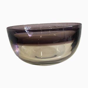 Glass Bowl by Timo Sarpaneva