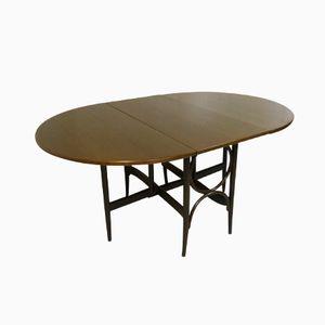 Ausklappbarer Tisch von Thonet, 1970er