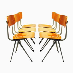 Result Chairs by Friso Kramer for Ahrend de Cirkel, Set of 6
