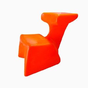 Modell Zocker Stuhl von Luigi Colani für Top System, 1972
