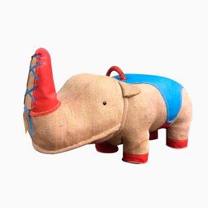 Rhinoceros Hocker von Renate Müller für Atelier Renate Müller, 1970