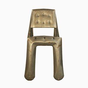 Stahl Stuhl von Oskar Zieta