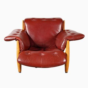 Sheriff Easychair by Sergio Rodrigues, 1960s