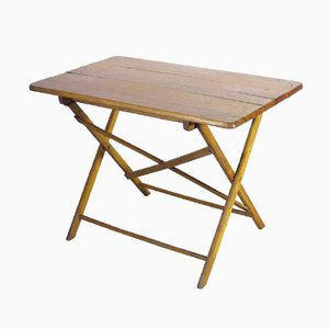 großer italienischer vintage eichenholz tisch bei pamono kaufen, Esszimmer dekoo