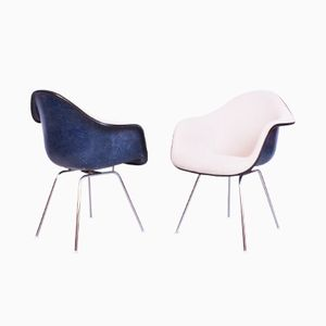 DAX Chair by Charles & Ray Eames for Herman Miller, 1952, Set of 2