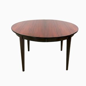 Model 55 Rosewood Dining Table by Gunni Omann for Omann Junn