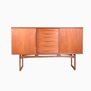Teak Sideboard by Arne Vodder for Vamo Sønderborg