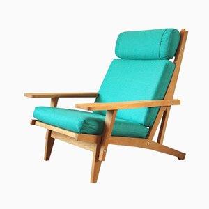 GE 375 Easy Chair by Hans J. Wegner for Getama