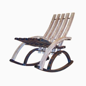 Cuba Rocking Chair by Luis Ramírez