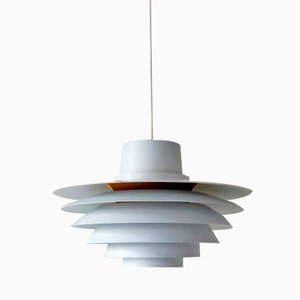 Danish Verona Pendant Lamp by Svend Middelboe for Nordisk Solar