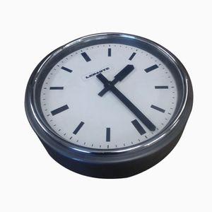 Vintage Industrial Clock by Lepaute